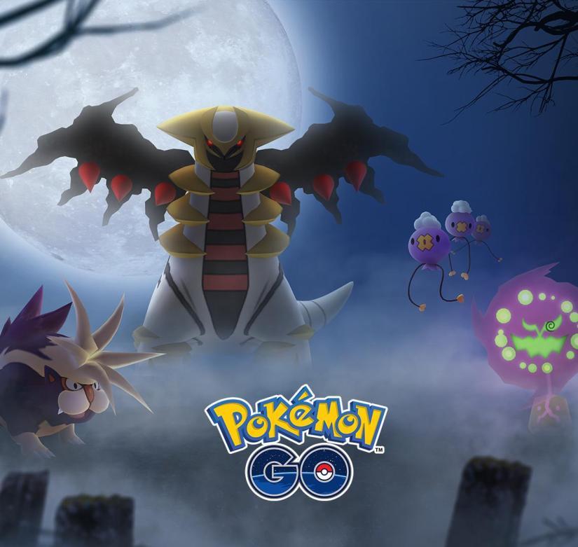 Pokémon GO: Arriva Giratina nei raidleggendari