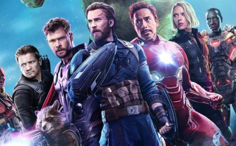 Terminate le riprese di Avengers4