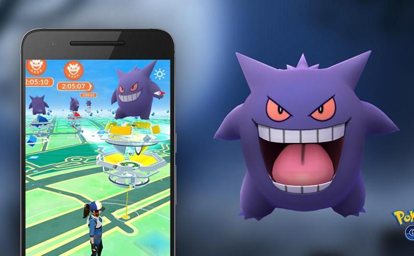 Pokémon GO: EventoGengar
