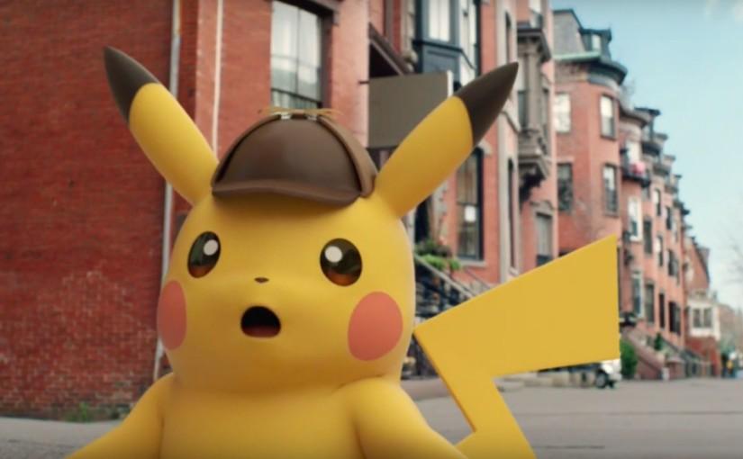 POKÉMON Detective Pikachu: Primo sguardo al TeaserTrailer