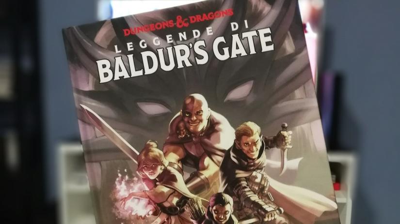 Dungeons & Dragons Vol.1 – Leggende di Baldur'sGate