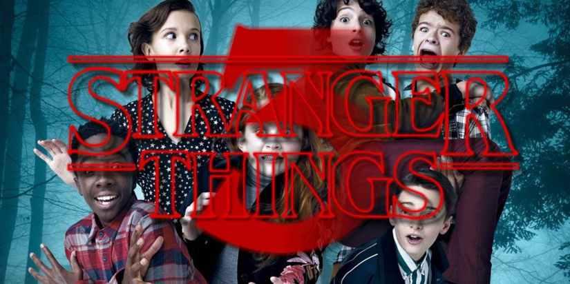 Stranger Things 3, finite leriprese