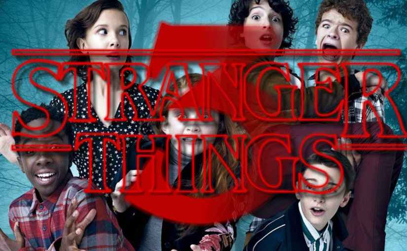 Stranger Things 3, finite le riprese