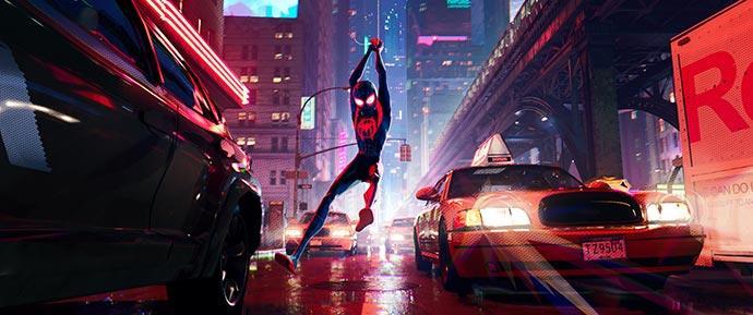 Spider-Man: un Nuovo Universo – La responsabilità di essereSpider-Man
