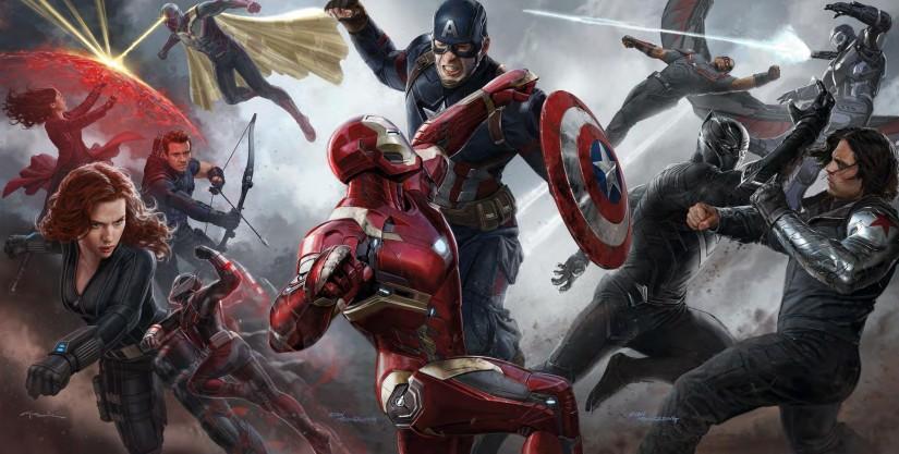 Captain America: Civil War – Uno spettacolare dietro lequinte!