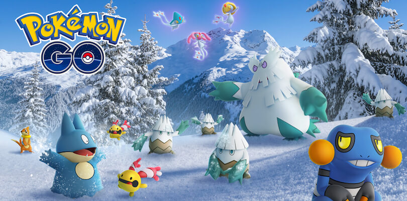 Pokémon GO: Evento diNatale