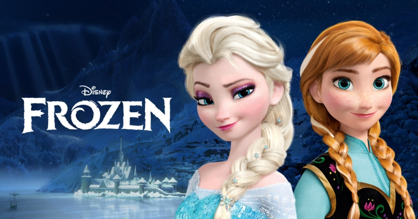 Frozen 2: una prima occhiata grazie a unleak?