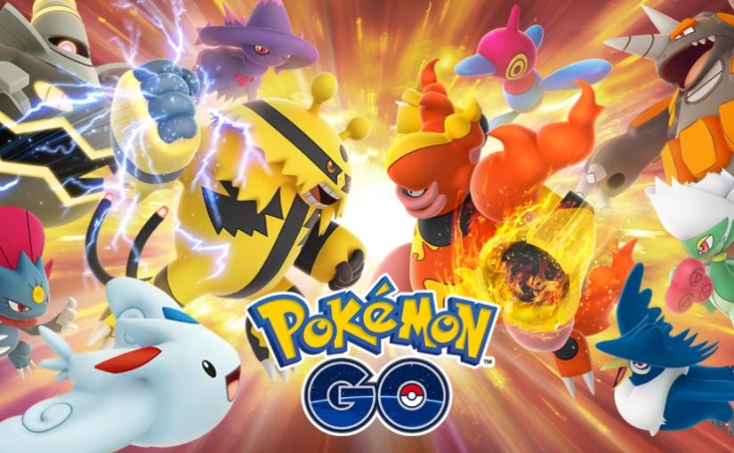 Arrivano le lotte tra allenatori in PokémonGO!