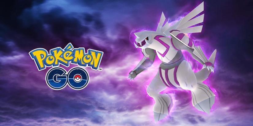 Pokémon GO: Arriva Palkia nei raidleggendari!